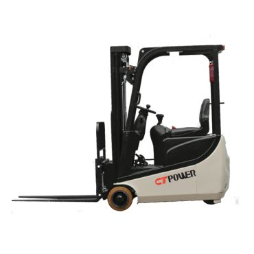1.0, 1.3, 1.5 T 3-Wheel Small Electric Forklift