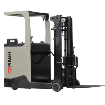 Electric Reach Truck (Standing)