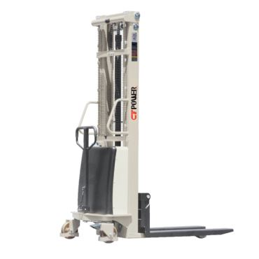 SPN 1.0-2.0 T Electric Stacker (Export Hot Seller)